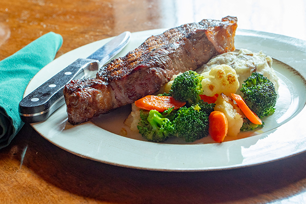 Big Steak Night @ City Park Grill | Petoskey | Michigan | United States