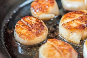 SCALLOP NIGHT