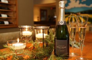 French Stuffed Christmas Wine Dinner @ Palette Bistro