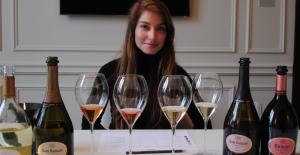 Ruinart Champagne Dinner @ Palette Bistro